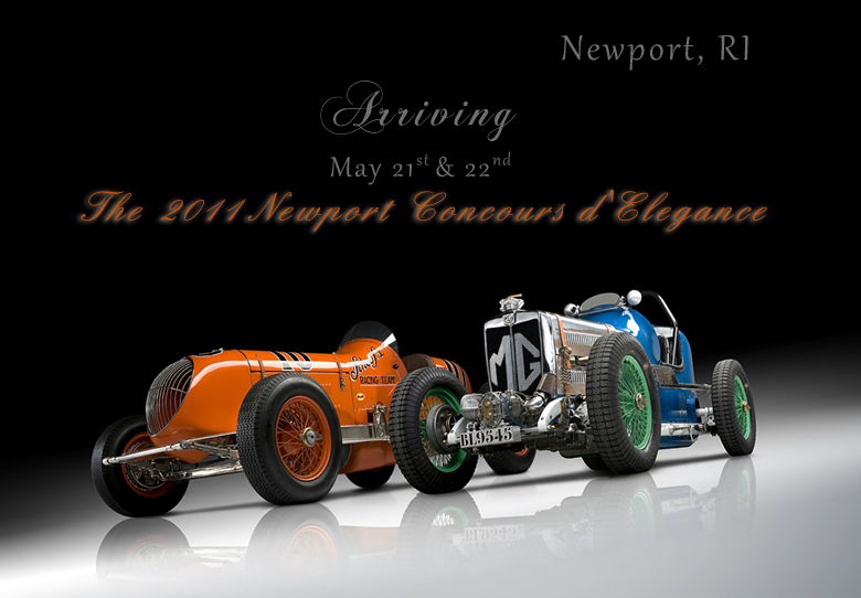 Newport Concours
