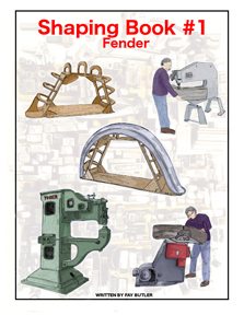 Shaping Book #1 - Fender