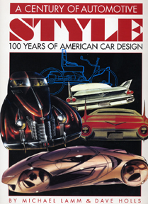 A Century of Automotive Style - 100 years of American Car Design